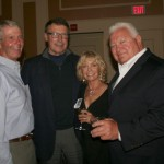Mike Hickey, Paul Toner, Debbie McCulley, and Joe Milo
